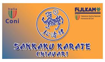 Sankaku Karate Chiavari