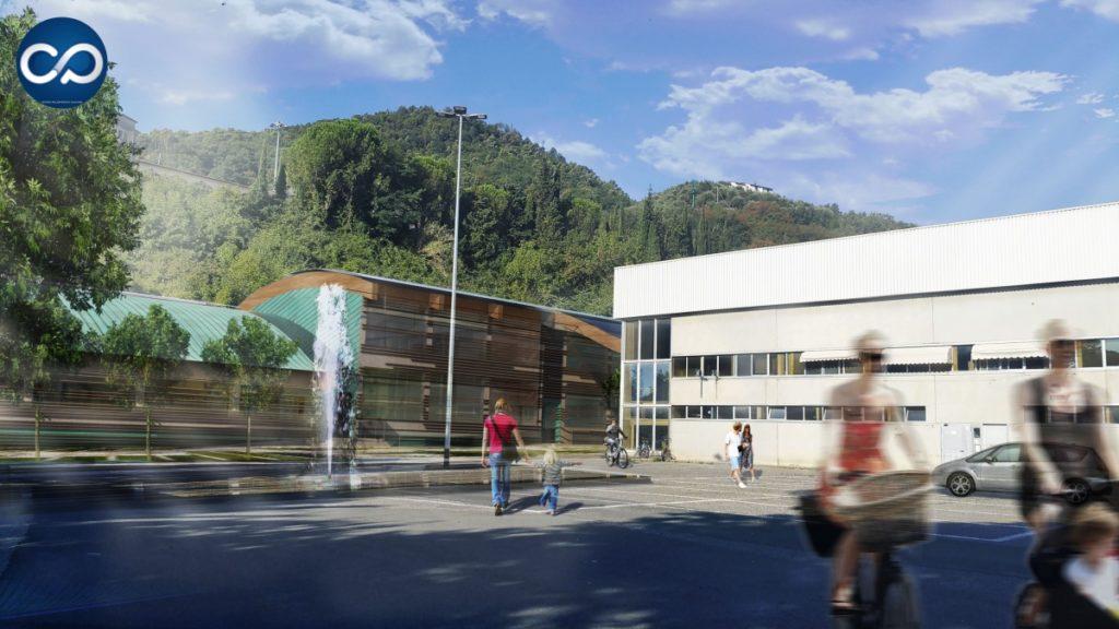 centro polisportivo Chiavari